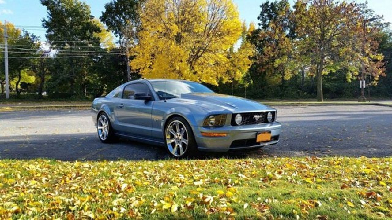 2005 Ford Mustang for sale 100880601