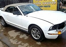 2005 Ford Mustang Convertible for sale 100749639