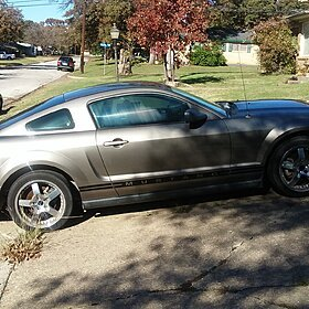 2005 Ford Mustang Coupe for sale 100767400