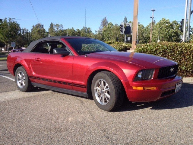 Ford Mustang Convertible For Sale
