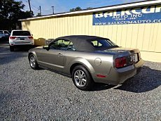 2005 Ford Mustang Convertible for sale 100946235