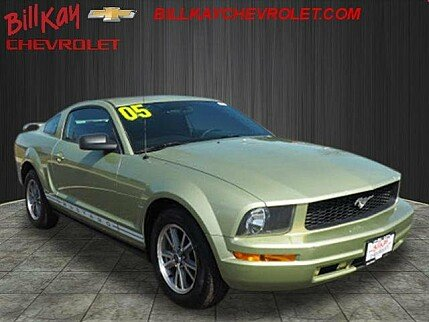 2005 Ford Mustang Coupe for sale 100962607