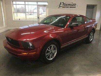 2005 Ford Mustang Coupe for sale 100968109