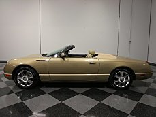 2005 Ford Thunderbird for sale 100763636