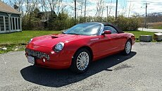 2005 Ford Thunderbird for sale 100770159