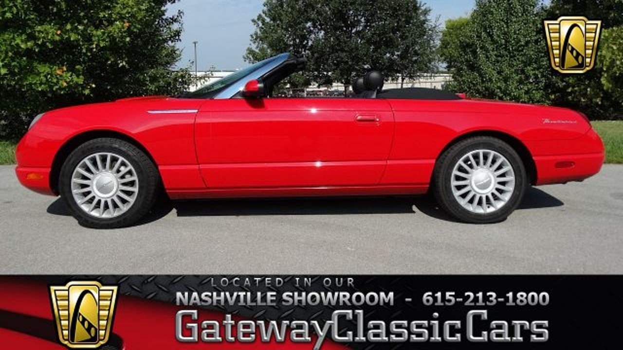 2005 Ford Thunderbird for sale 100903836