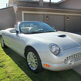 2005 Ford Thunderbird 50th Anniversary for sale 100800177