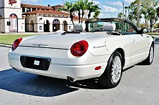2005 Ford Thunderbird 50th Anniversary for sale 100929917