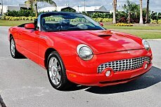 2005 Ford Thunderbird for sale 100959073