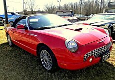 2005 Ford Thunderbird for sale 100959781