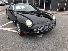 2005 Ford Thunderbird for sale 100994949