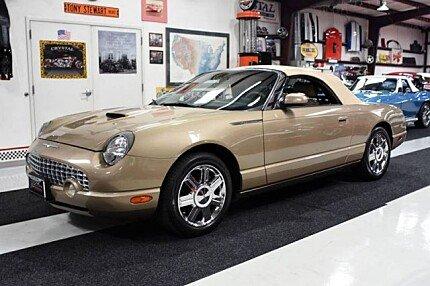 2005 Ford Thunderbird for sale 101002731
