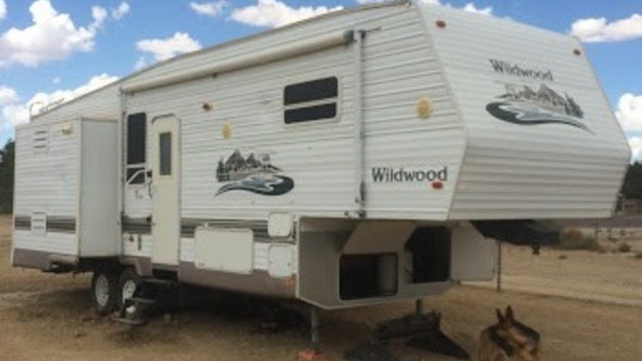 2005 Forest River Wildwood for sale 300157119
