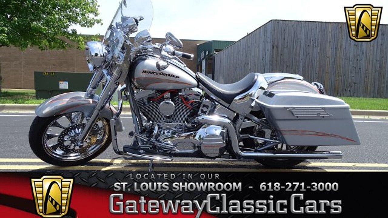 2005 Harley-Davidson CVO for sale 200586707