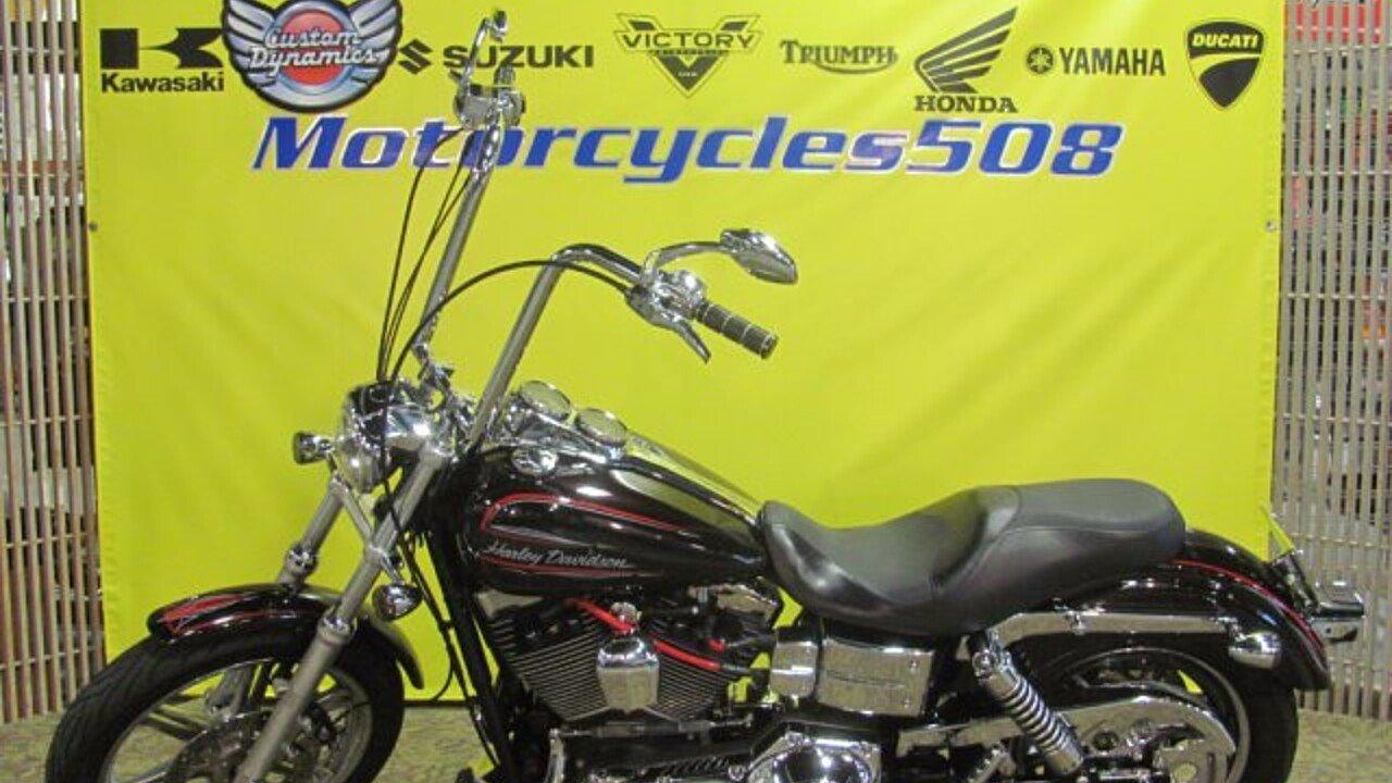 2005 Harley-Davidson Dyna for sale 200486461