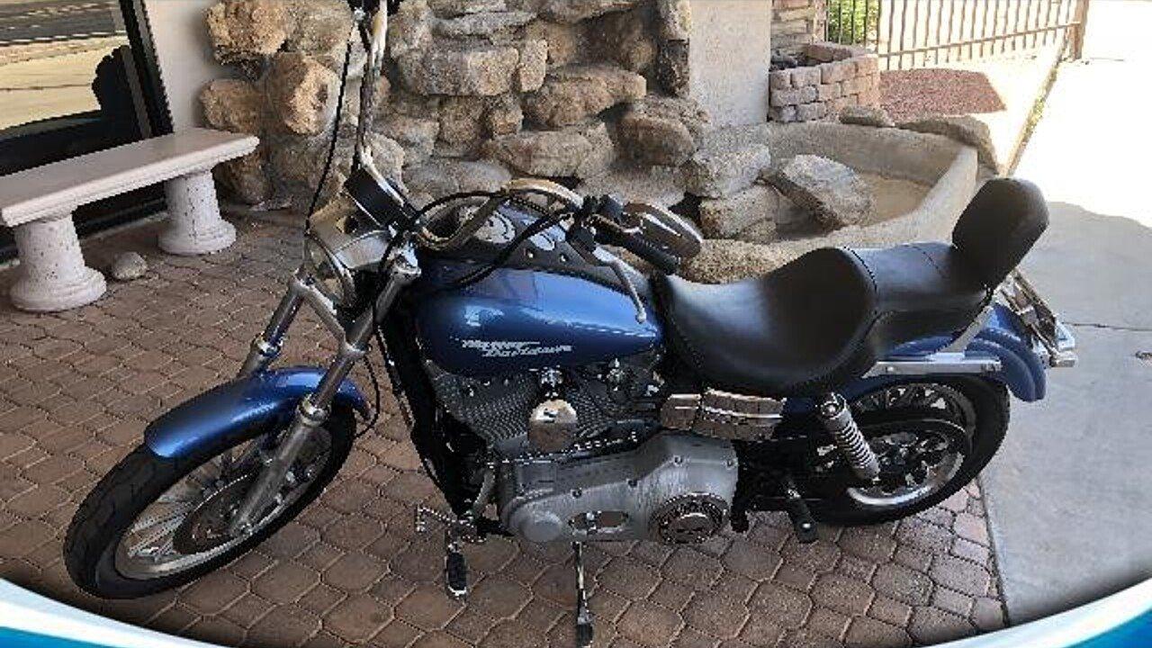 2005 Harley-Davidson Dyna for sale 200580003