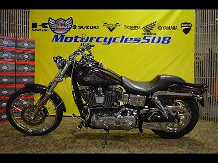 2005 Harley-Davidson Dyna for sale 200595548