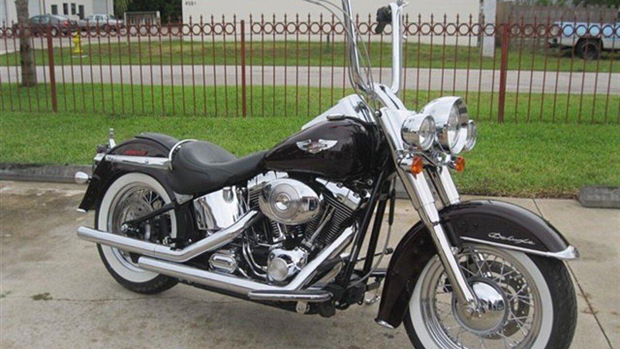 2005 Harley-Davidson Softail for sale 200358153