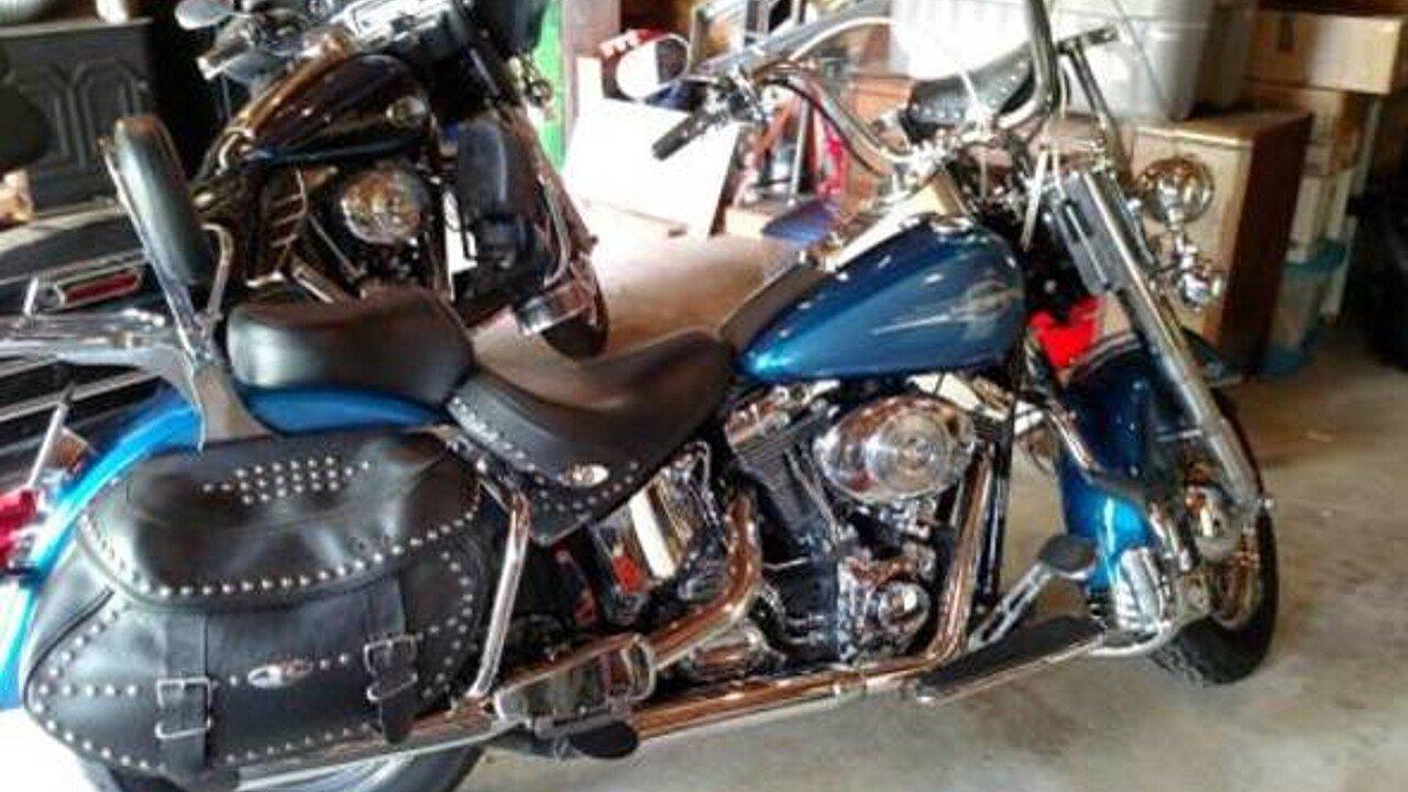 2005 Harley-Davidson Softail for sale 200423471