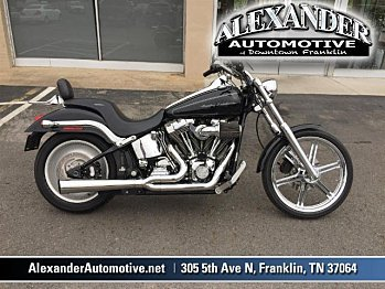 2005 Harley-Davidson Softail for sale 200429406