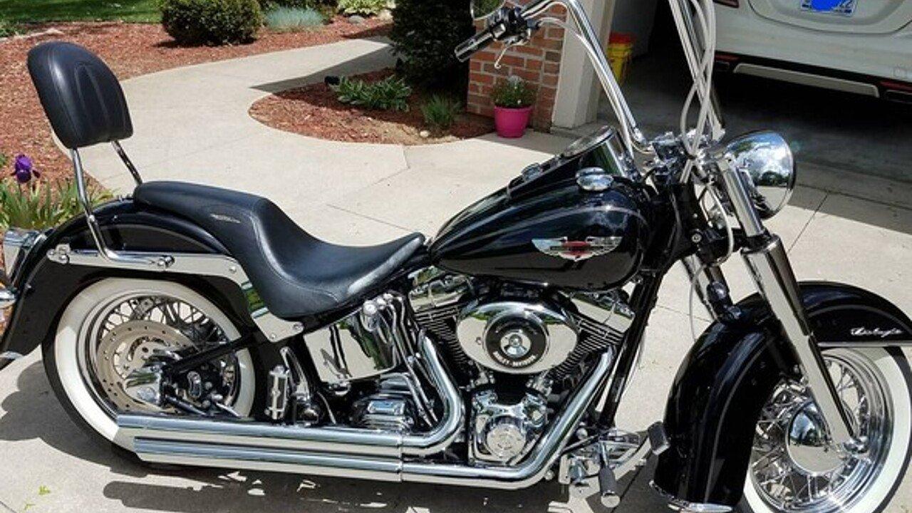 2005 Harley-Davidson Softail for sale 200461198