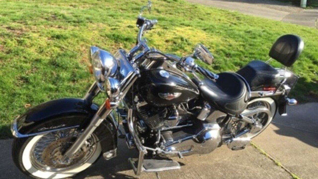2005 Harley-Davidson Softail for sale 200461311