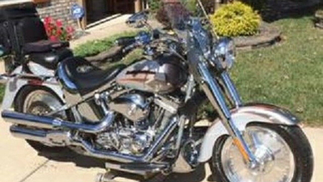 2005 Harley-Davidson Softail for sale 200496843
