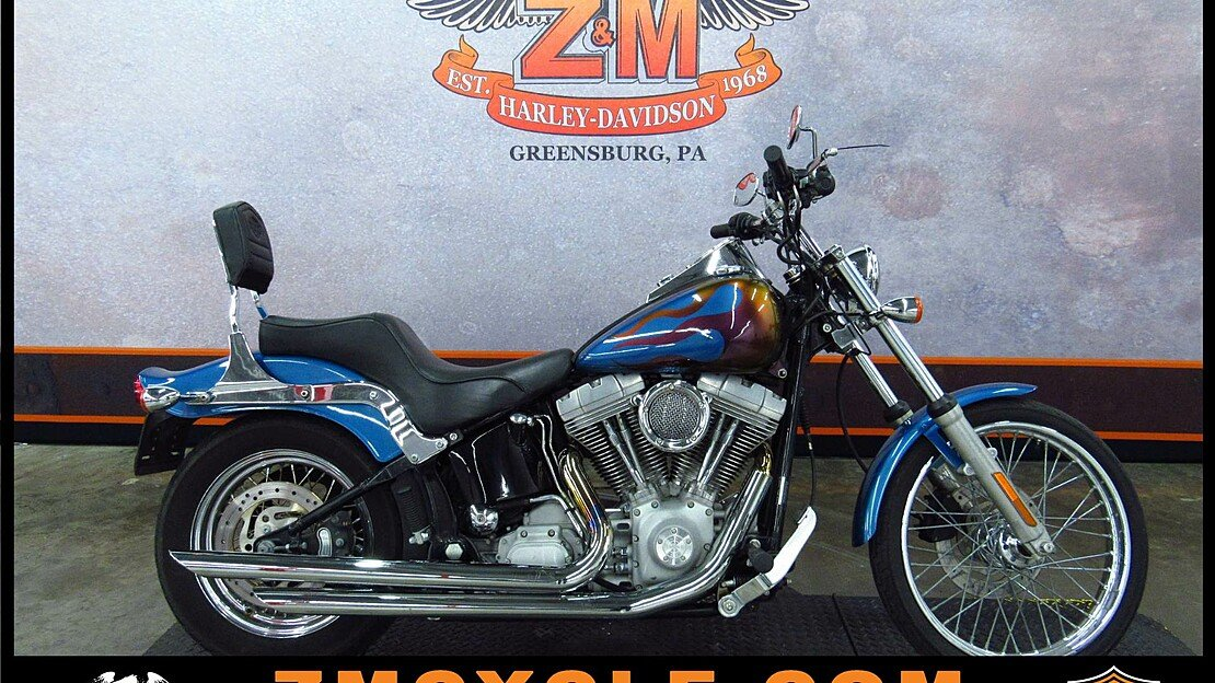 2005 Harley-Davidson Softail for sale 200498126