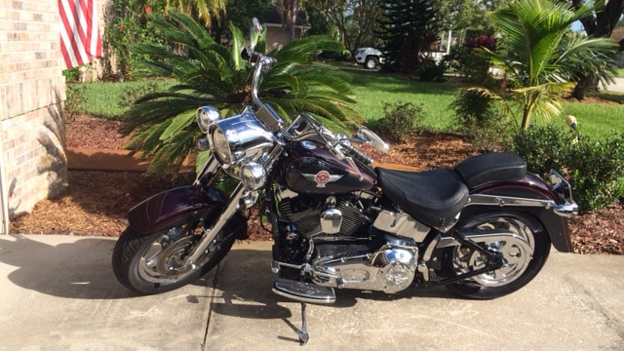 2005 Harley-Davidson Softail Fat Boy for sale 200501475