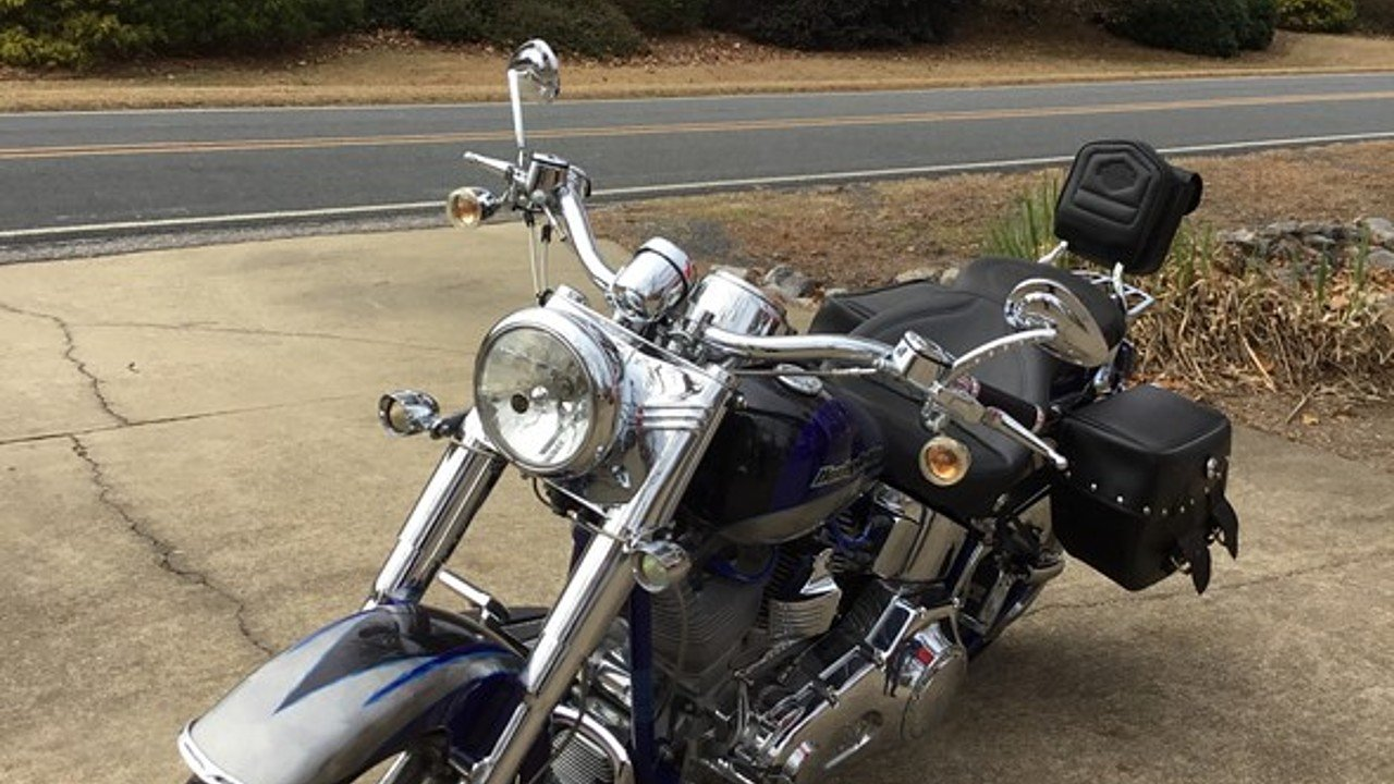 2005 Harley-Davidson Softail for sale 200520948