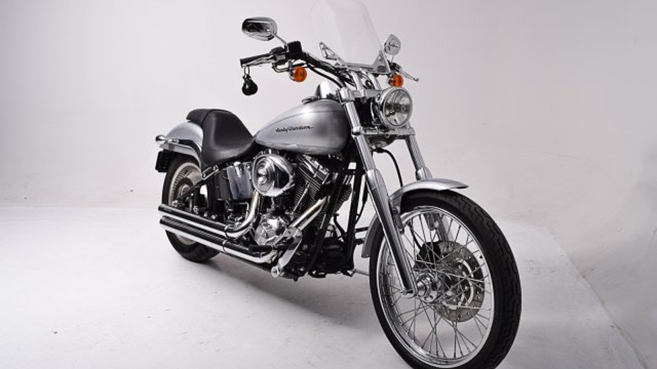 2005 Harley-Davidson Softail for sale 200543899