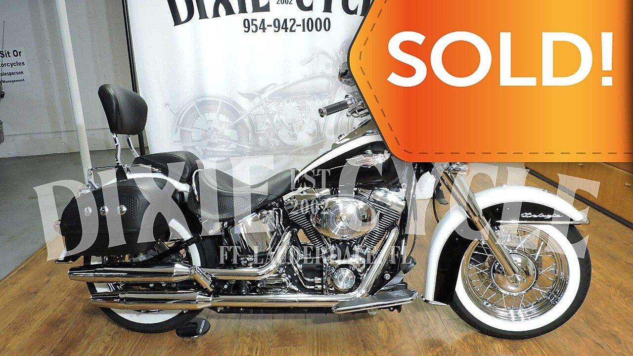 2005 Harley-Davidson Softail for sale 200544951