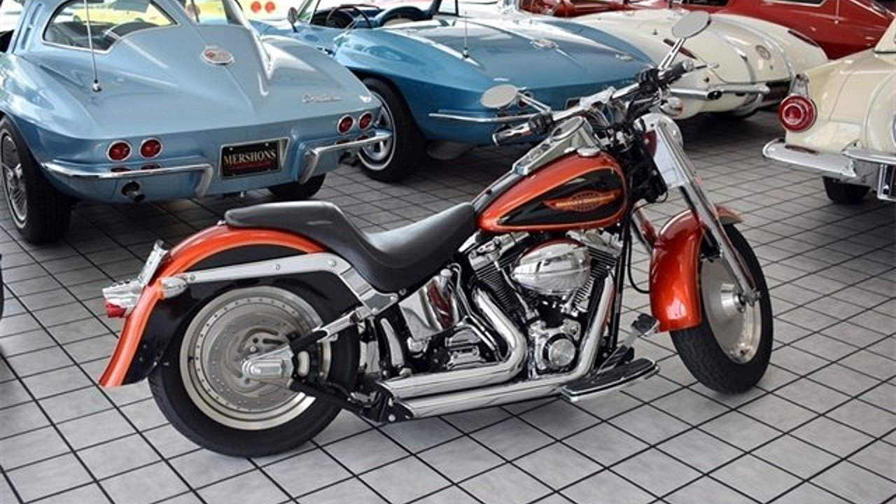 2005 Harley-Davidson Softail for sale 200592114