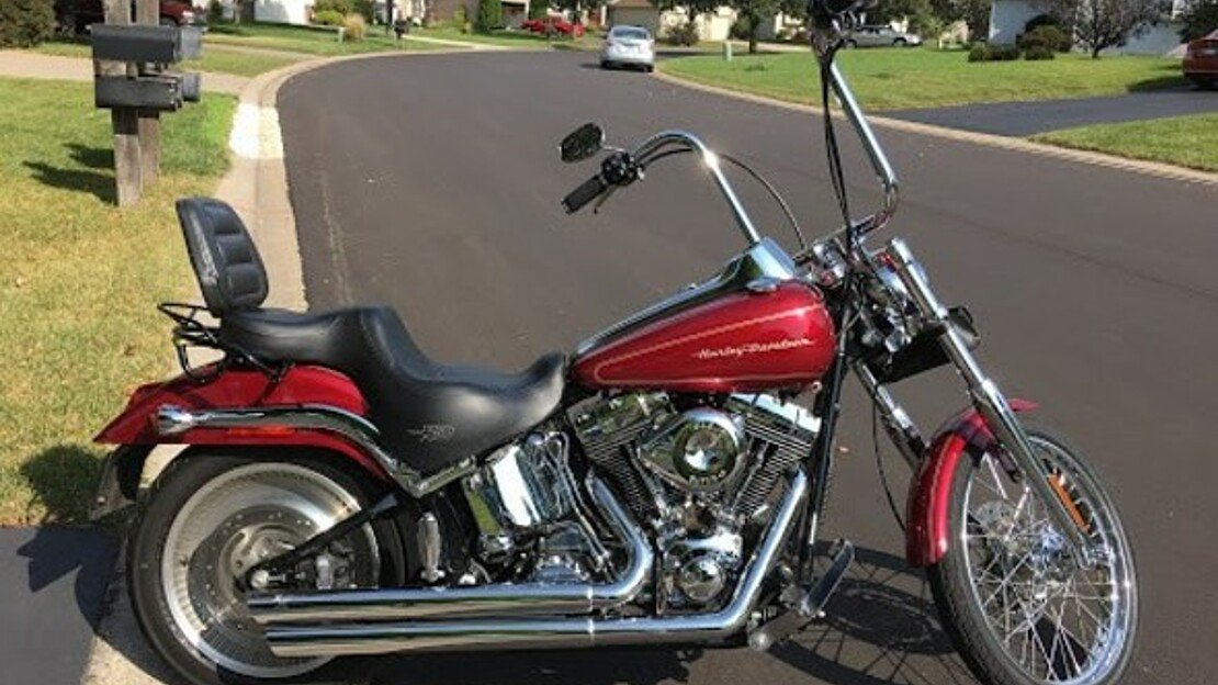 2005 Harley-Davidson Softail for sale 200597660