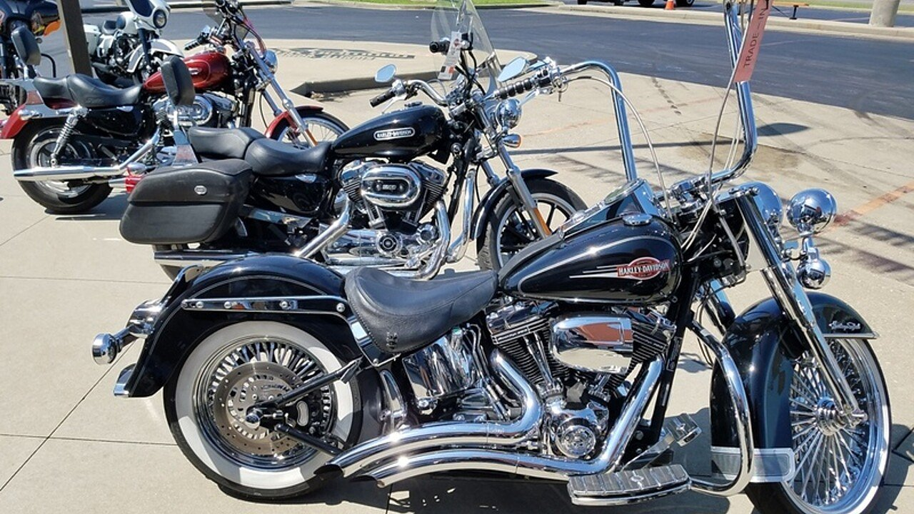 2005 Harley-Davidson Softail for sale 200609366