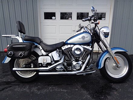 2005 Harley-Davidson Softail Fat Boy for sale 200430754