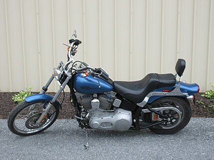 2005 Harley-Davidson Softail for sale 200462249