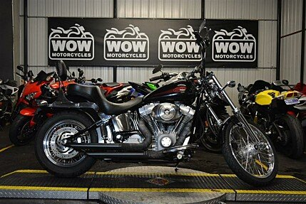 2005 Harley-Davidson Softail for sale 200500381