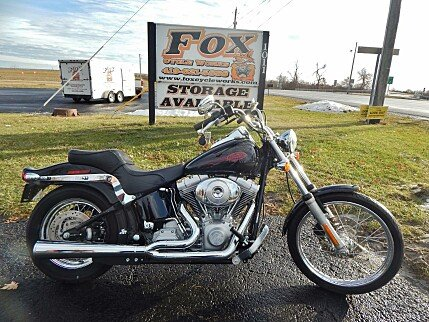 2005 Harley-Davidson Softail for sale 200523163