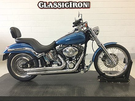 2005 Harley-Davidson Softail for sale 200563759