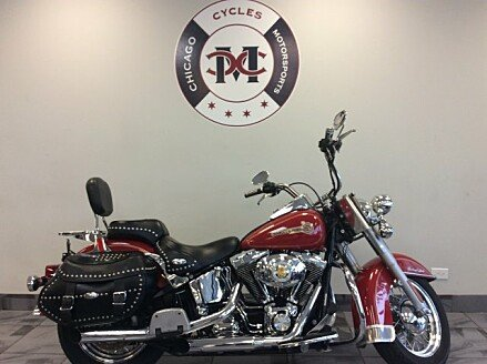 2005 Harley-Davidson Softail for sale 200589781