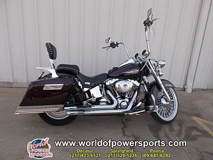 2005 Harley-Davidson Softail for sale 200637544