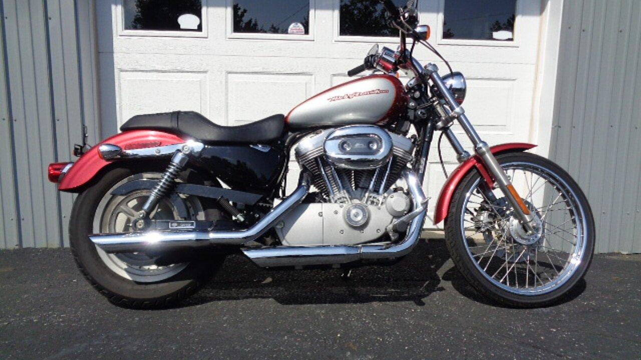 2005 Harley-Davidson Sportster for sale 200497552