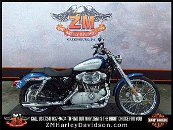 2005 Harley-Davidson Sportster for sale 200515392