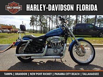 2005 Harley-Davidson Sportster for sale 200543163