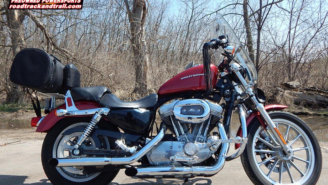 2005 Harley-Davidson Sportster for sale 200570561