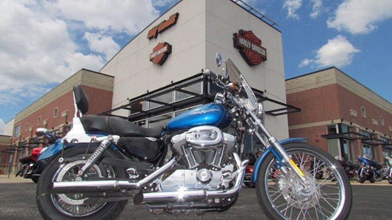 2005 Harley-Davidson Sportster for sale 200579084