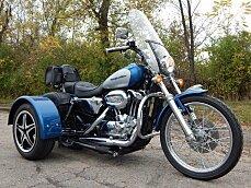 2005 Harley-Davidson Sportster for sale 200501478