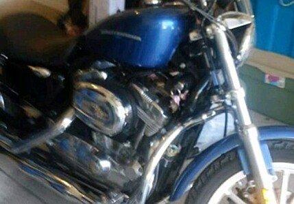 2005 Harley-Davidson Sportster for sale 200505342
