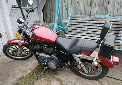2005 Harley-Davidson Sportster for sale 200509249